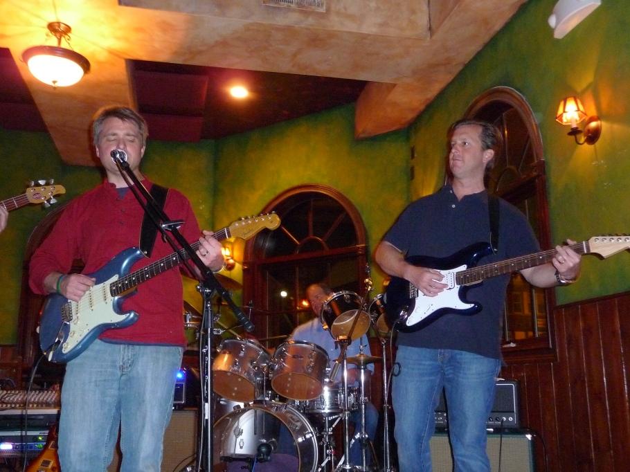 Peter Stuart Rowayton Darien Realtor guitarist Oneals Norwalk
