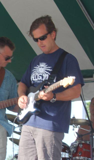 Peter Stuart Rowayton, CT Realtor, Live Music